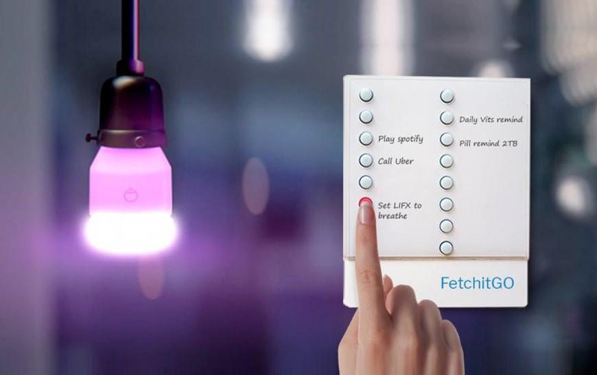 FetchitGO – This Smart Remote Makes Life Easier!