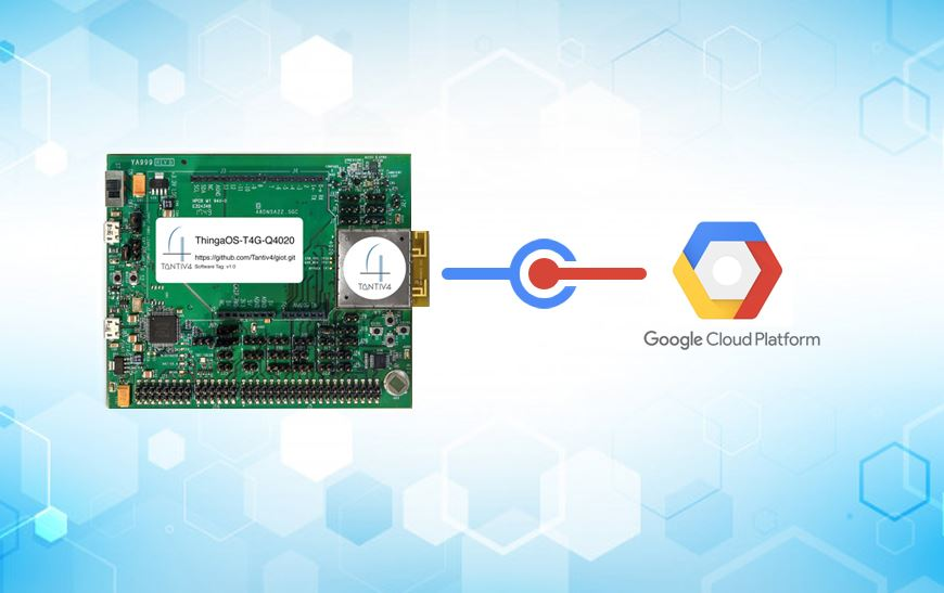 Tantiv4 Makes Integrating Google Cloud Platform Easier for OEMs on Qualcomm Technologies' System-on-Chips for Smart Homes