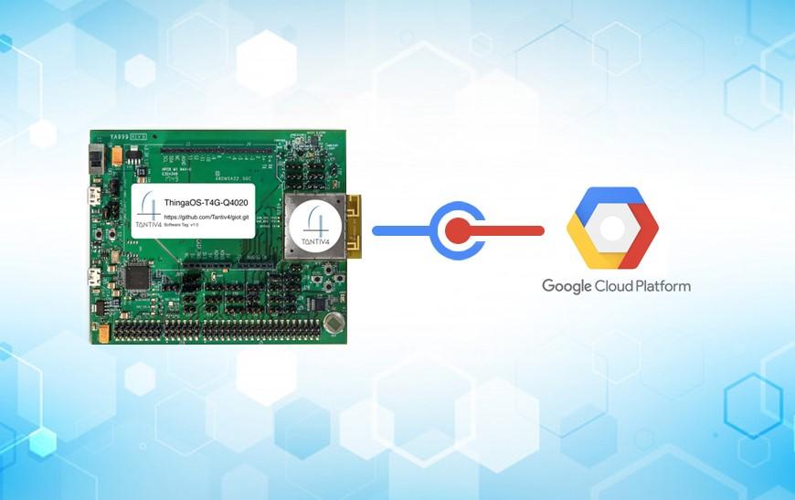 Tantiv4 Makes Integrating Google Cloud Platform Easier for OEMs on Qualcomm Technologies' System-on-Chips for Smart Homes