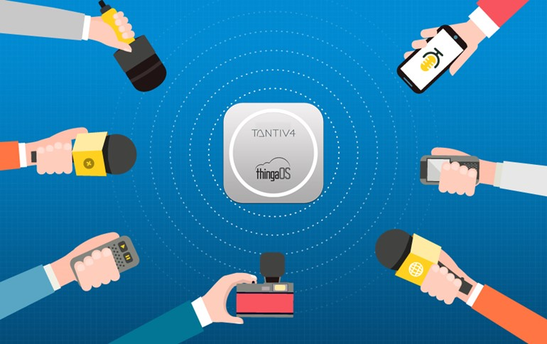 Tantiv4 Delivers IoT Technologies For Industrial, Enterprise And Consumer Applications For Device Management And App Enablement