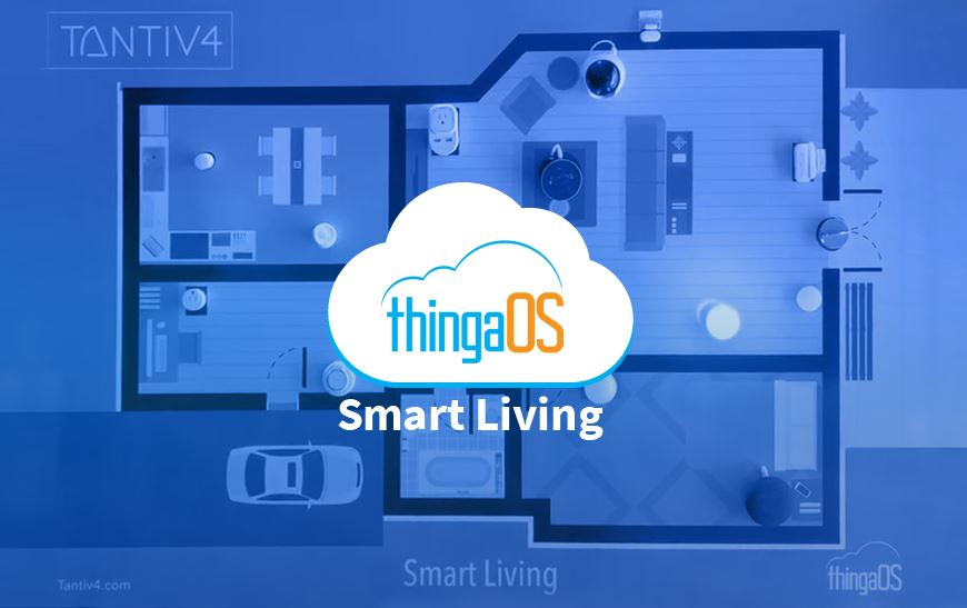 ThingaOS™: Making Smart Living Even Smarter