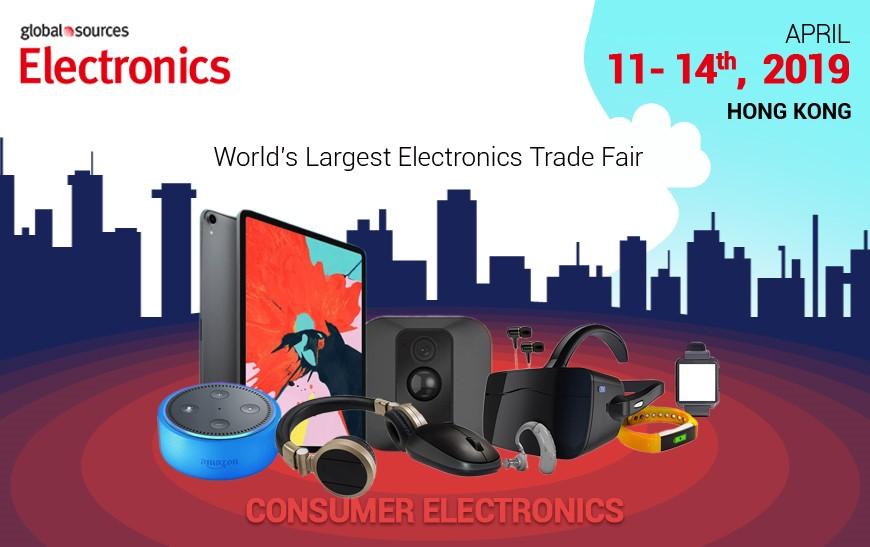 Hong Kong Electronics Fair