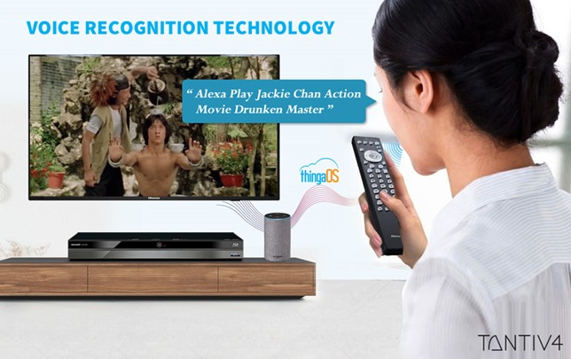 Voice Recognition Technology Comes of Age with Tantiv4's 'ThingaOS™: A Case Study