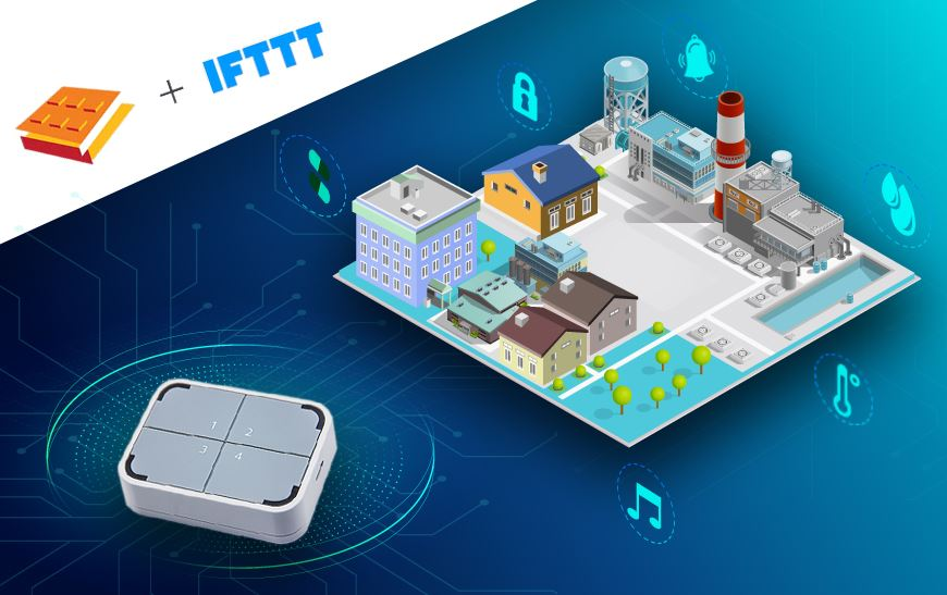 Use Cases of the Four-Key Smart Button How Tantiv4 Took IFTTT to the Next Level