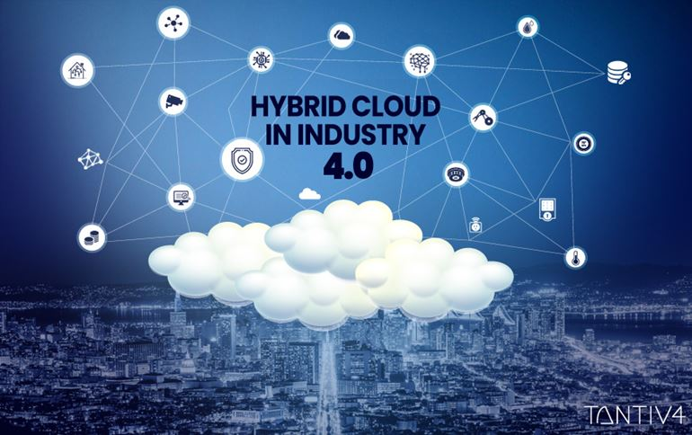 The Role of Hybrid Cloud in Industry 4.0