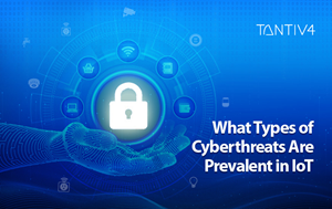 What Types of Cyberthreats Are Prevalent in IoT
