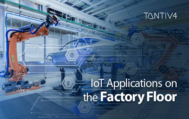 How Can IoT Optimize Processes on the Factory Floor?