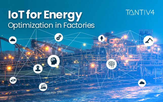 How Does IoT Save Energy & Optimize Performance for Smart Factories?