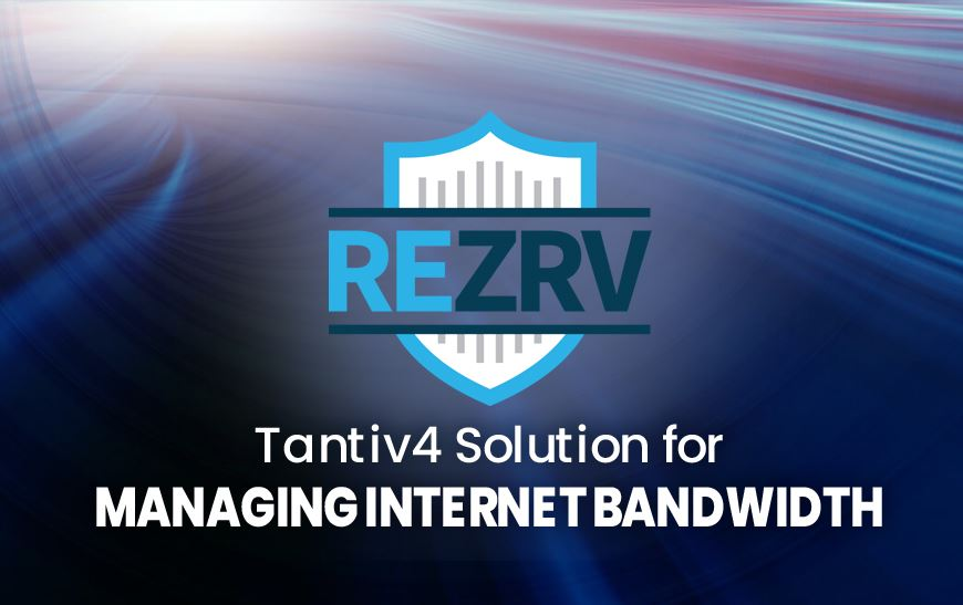 REZRV- The world's best solution to manage your internet bandwidth