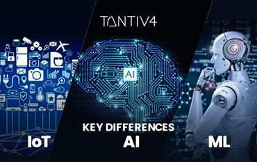 The Difference Between IoT, AI, and ML, Can it Benefit Your Business?
