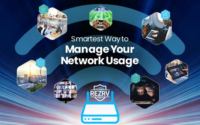 REZRV – The Smarter Way to Manage Your WiFi