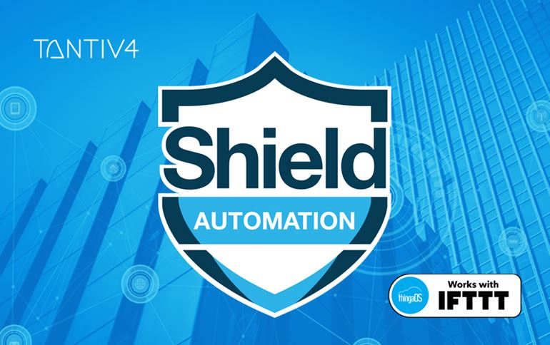 Tantiv4 Announces Shield™-Home Automation Solution to simplify property maintenance