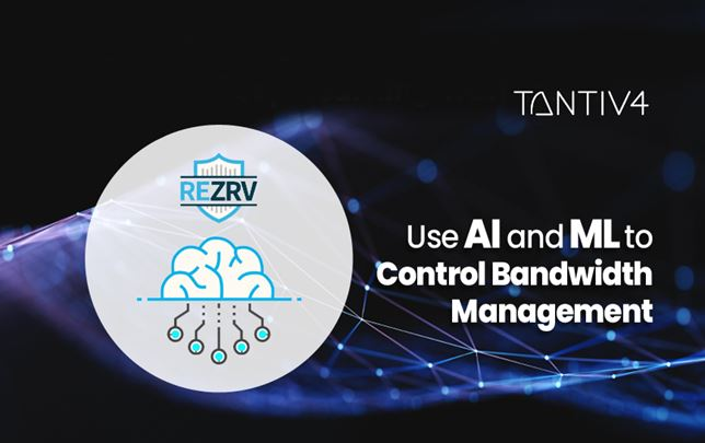 Leverage AI and Machine Learning to Control Your Bandwidth Management