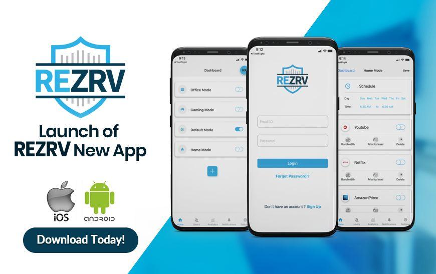 Tantiv4 Launches New REZRV™ App