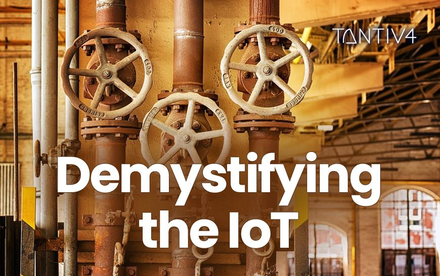 Demystifying the IoT: A Beginner's Guide