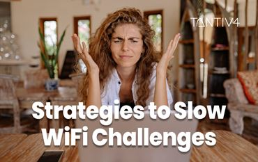 In the wake of COVID-19, working from home is creating causing a strain on home internet usage