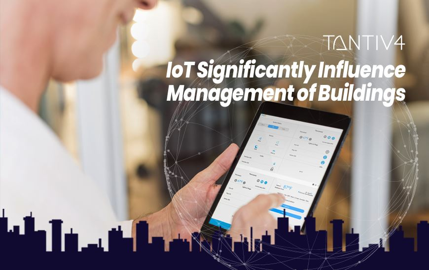 How to Manage a Large Portfolio of Real Estate Properties with IoT?