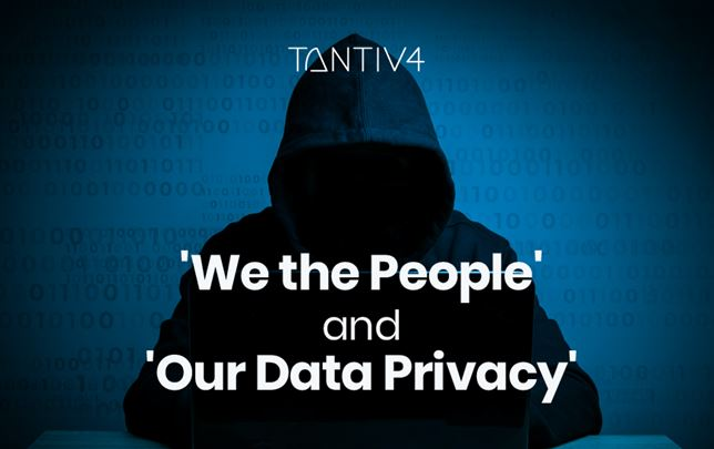 'We the People' and 'Our Data Privacy'