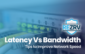 Latency vs Bandwidth