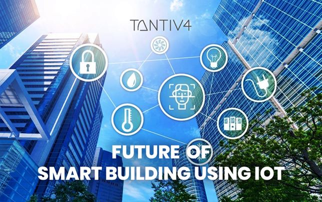 What Is the Future Scope of Smart Building Using IoT