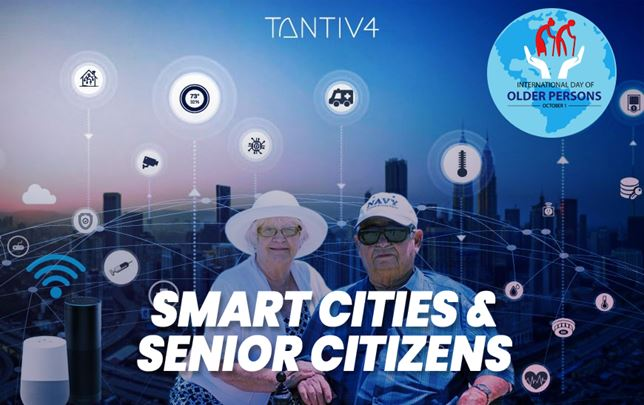 How Can Smart Cities Improve the Lives of Senior Citizens?