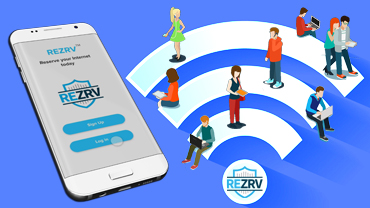REZRV Demo Video- Start Managing Your Internet Today Like a Pro