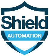 Shield automation Logo
