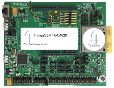 T4A-Q4020 for Apple Home Kit  Support